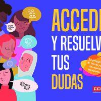 Accede y resuelve tus dudas. 30 preguntas de interés para las mujeres inmigrantes