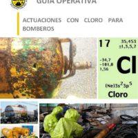 Guía Operativa: Actuaciones con cloro para bomberos