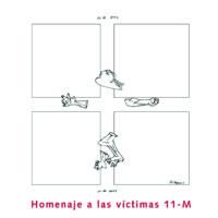 Homenaje a las víctimas 11-M